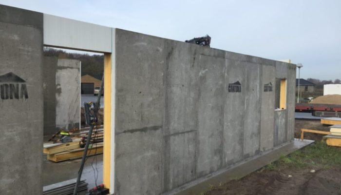 Væg, Sæby